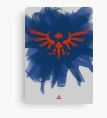 Hylian Canvas Print