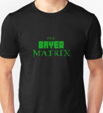 The Bayer Matrix (Green Only) T-Shirt