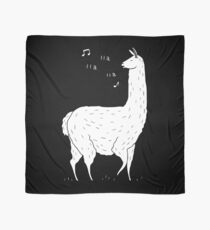 Song Of The Llama Scarf