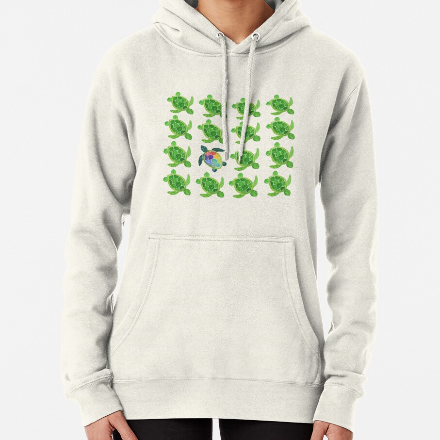 Stand Out Pullover Hoodie