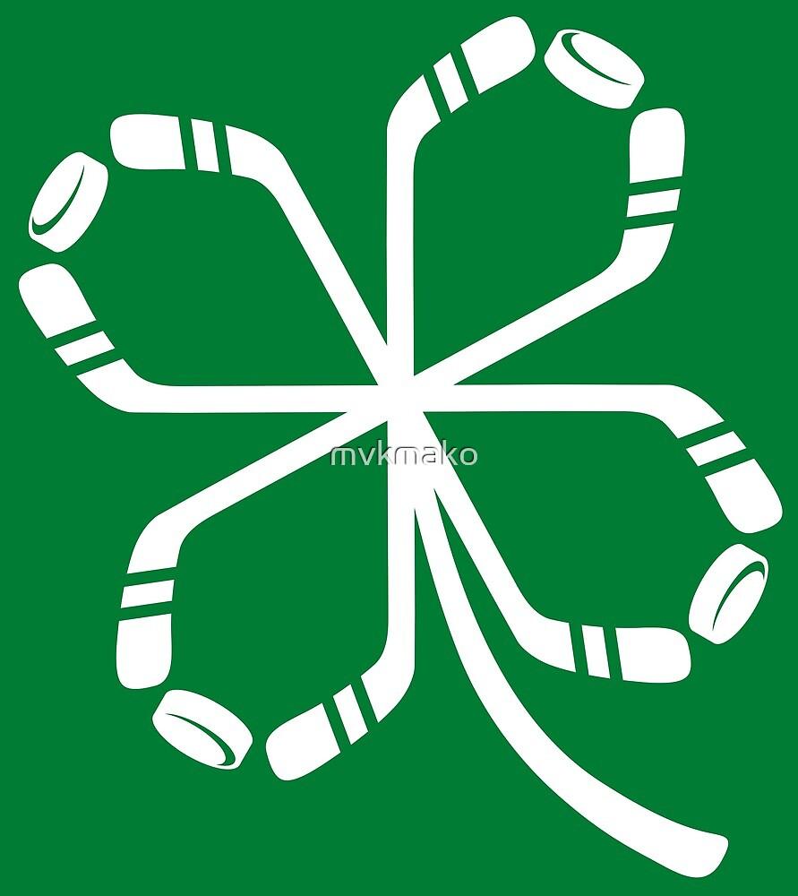 de40067ba7 St. Patrick s Day Ice Hockey Shamrock Products