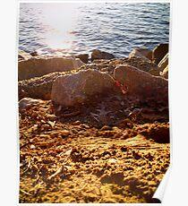 Sunset Sand Poster