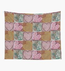 Square Root of 16 Equals Love Wall Tapestry