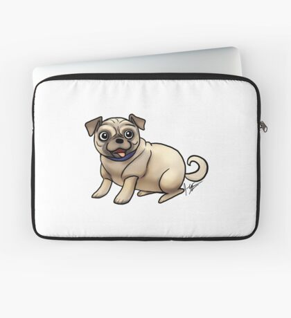 Pugs Laptop Sleeve