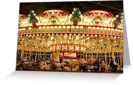 The 1921 C.W. Parker Carousel by Susan Vinson