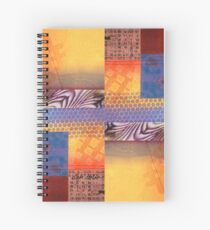 Bells Rejoice in Clef Note Rhapsody Spiral Notebook