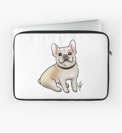 French Bulldog Laptop Sleeve