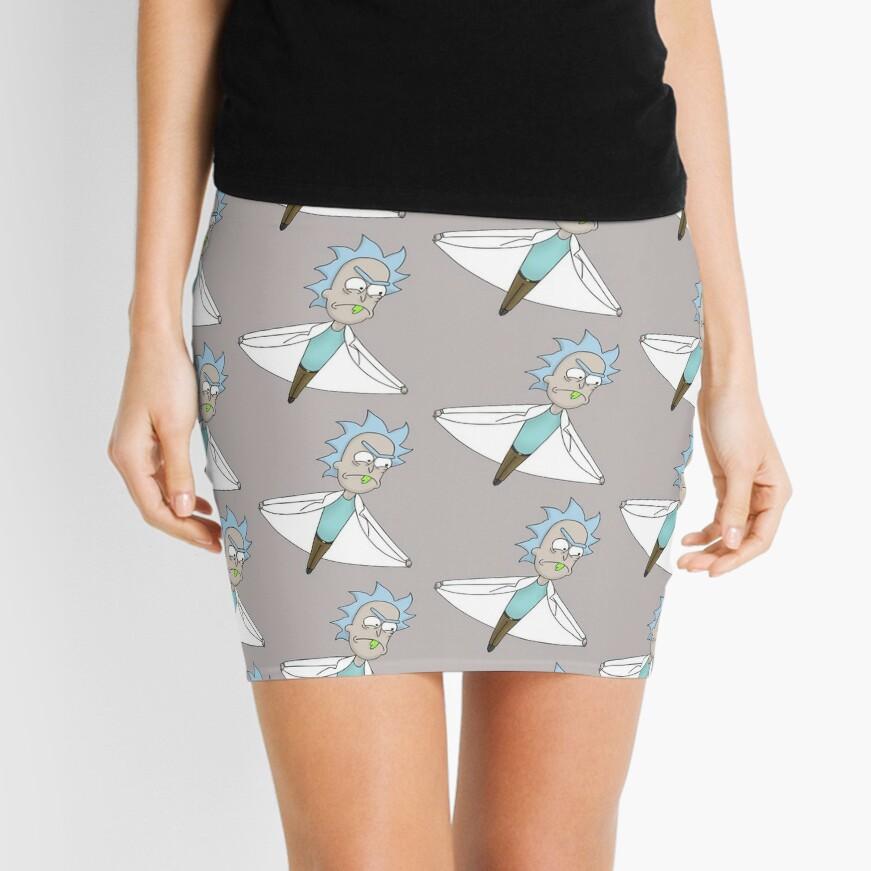 The Flying Sanchez Mini Skirt