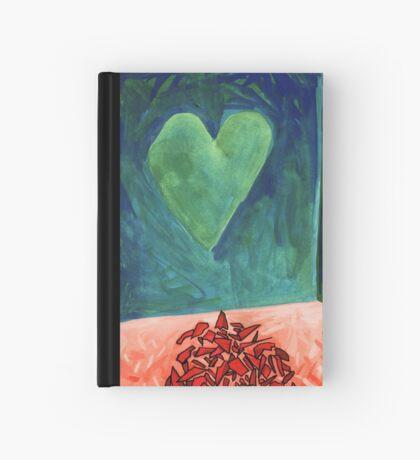 Shattered Heart Hardcover Journal