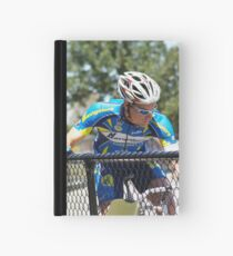 Ready to race Hardcover Journal