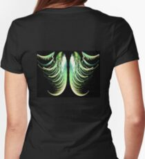 Wings Tee Womens Fitted T-Shirt