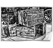 Packing Crates Poster