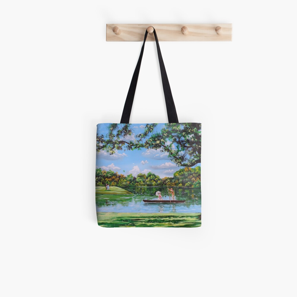Mary Poppins in the park Tote Bag