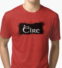 Eire - Ireland Tri-blend T-Shirt