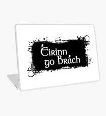 Eirinn Go Brach - Ireland Forever Laptop Skin