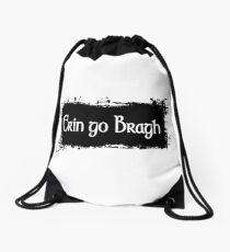 Erin go Bragh - Ireland Forever Drawstring Bag