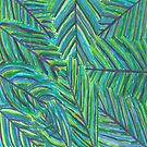 Lush Tropical Nights by DanielleGensler