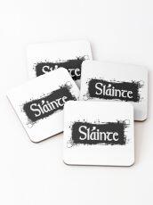 Slainte - Irish Toast Coasters