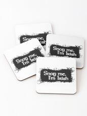 Snog Me, I'm Irish Coasters