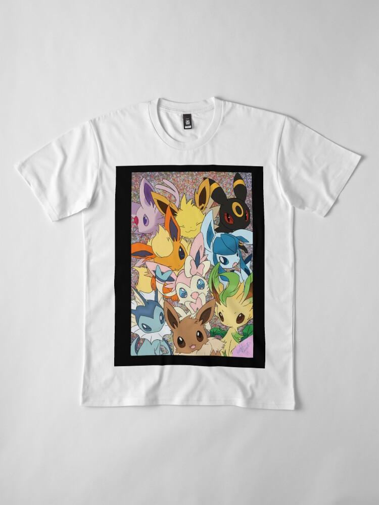 Alternative Ansicht von Evee Liebe Premium T-Shirt