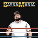 Baynamania Album Art by BBPH