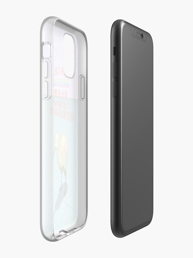 Coque iPhone « Born to Die - Édition Kiwi », par Banime