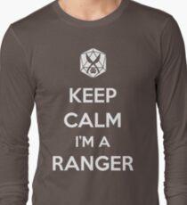 Keep Calm I'm a Ranger T-Shirt