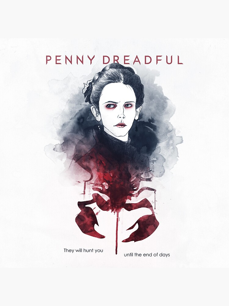 Penny Dreadful - They Will Hunt You by mttwood