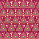 Cranberry Melody by Betty Mackey