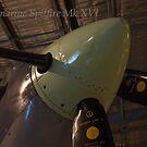 Supermarine Spitfire Mk XVI by Rosalie Dale