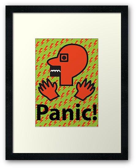 Panic by Noah Reynolds