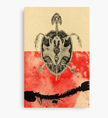 Fossil Fuel Canvas Print