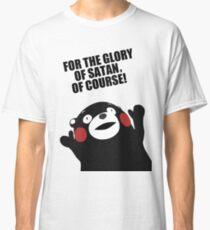 Satanic Kumamon  Classic T-Shirt