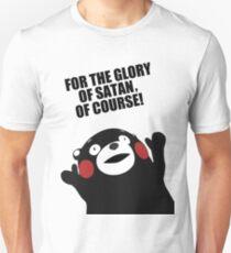 Satanic Kumamon  Unisex T-Shirt