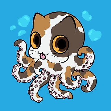 Octopuss II by Jennifer-Smith