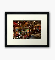 """Holiday Home"" Framed Print"
