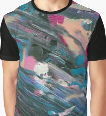 Life is Abstract Graphic T-Shirt