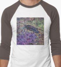 Lepidoptera 8 Men's Baseball ¾ T-Shirt