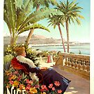 billets à prix redux / discounted tickets to Nice circa 1920 by vintagetravel