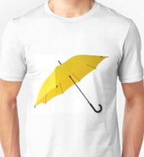 Regenschirm Unisex T-Shirt