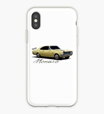 max monaro iPhone Case