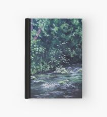 A place in my mind Hardcover Journal