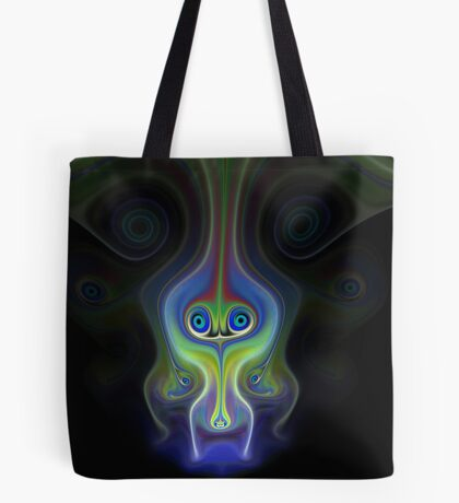 Take Me To Your Leader Tote Bag