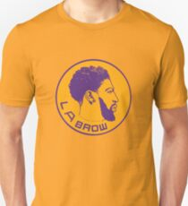 LaBrow - Anthony Davis Slim Fit T-Shirt