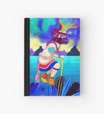 Deer Dancer Hardcover Journal