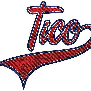 Tico Costa Rican Central America by ElPato