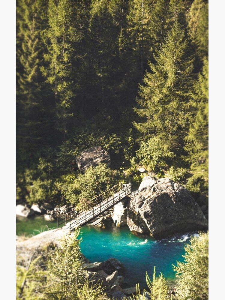 Mallero Mountain River - Lombardia - Italy by DyrkWyst