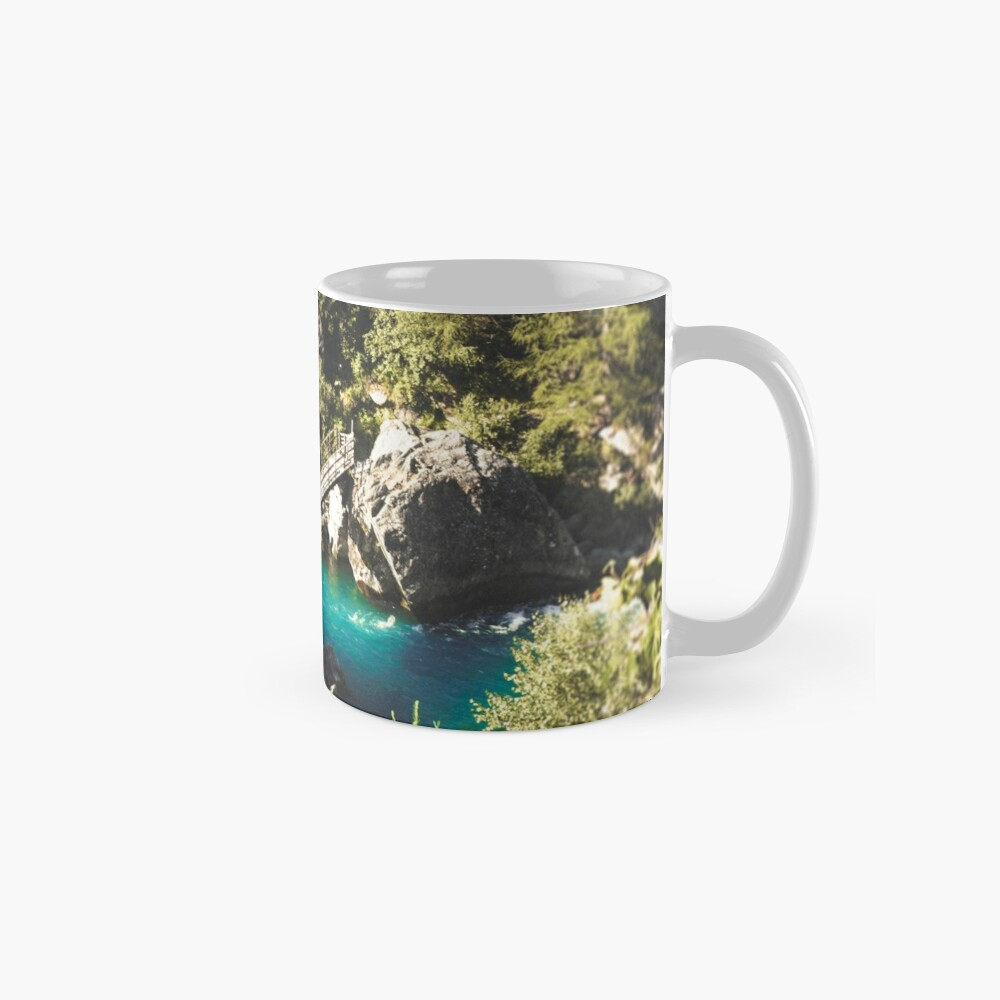 Mallero Mountain River - Lombardia - Italy Mug