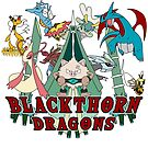 Blackthorn Dragons by The Bell Tower Association