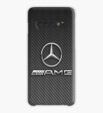 mercedes benz amg logo carbon Case/Skin for Samsung Galaxy